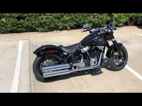 2020 Harley-Davidson Softail Slim® in Temecula, California - Video 1