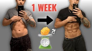 What's the MOST Amount of Fat You Can Lose in a Week? (And How To Do It)