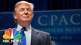 President Donald Trump's CPAC Speech Highlights: 'Fake News' To 'Bad Dudes' | NBC News