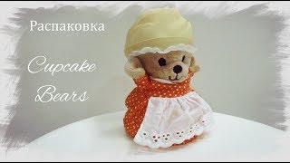"""Плюшевый Мишка в кексе 12 видов,  6 ароматов (в ассортименте) от компании Интернет-магазин """"Timatoma"""" - видео"""