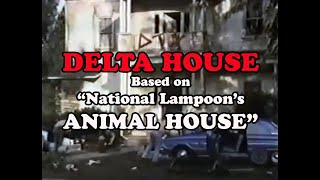 Delta House - Episode 2  - The Shortest Yard (Animal House Spin-off/Sequel)