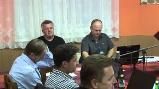 preview picture of video 'XXIV. veřejné zasedání Zastupitelstva obce Mutěnice 2.9.2014'