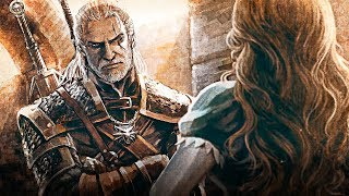 SOUL CALIBUR 6 - Geralt Full Story Gameplay | Historia Completa de Geralt | Gameplay Español