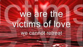 victims of love --- joe  lamont