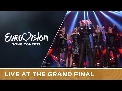 LIVE - Sanja Vučić ZAA - Goodbye (Shelter) (Serbia) at the Grand Final
