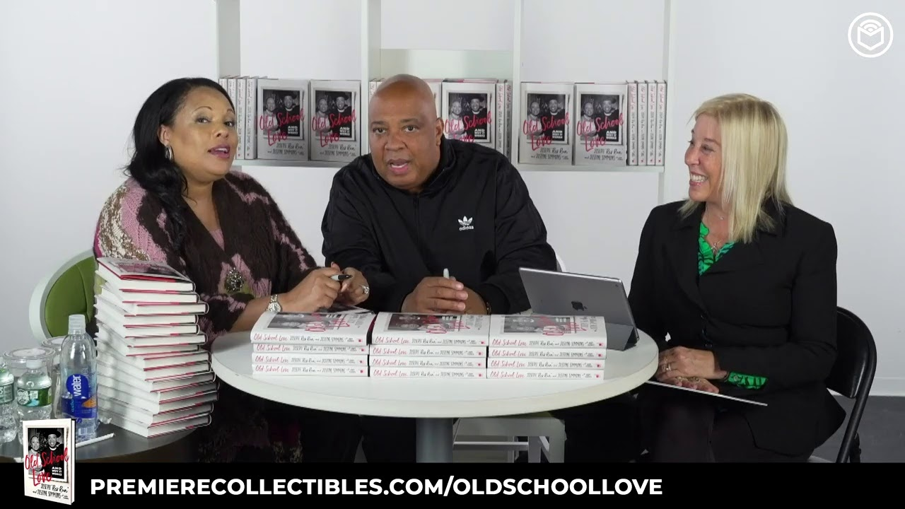 "Old School Love: And Why It Works by Joseph ""Rev Run"" Simmons, Justine Simmons"