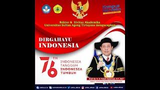 Dirgahayu Ke-76 Republik Indonesia. Merdeka!