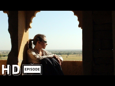 India Rajasthan Camel Safari Part2, Episode 59