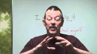 Daily Easy English Expression - Lesson: I couldn't help it