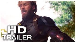 AVENGERS INFINITY WAR Captain America Reality Stone Trailer (2018) Superhero Movie Trailer HD