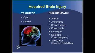 Webinar: Diagnosis and Treatment of Traumatic Brain Injury
