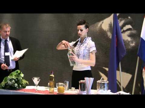 GASTRO 2011 - priprema kratkog koktela (Ivana Tomić) (2)