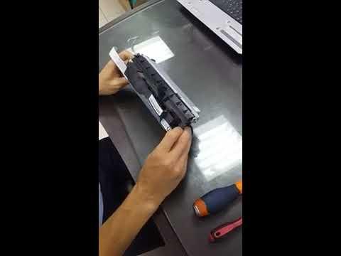 Ремонт лазерного блока для konica minolta 8650
