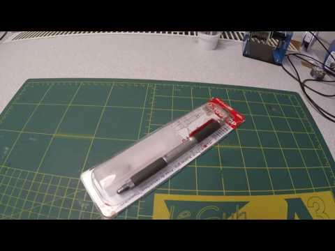 Das scharfe Bastelmesser für's Hobby, Modellbau & Modelleisenbahn ✓