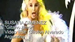 Susana Giménez - Gitano Amor