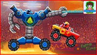 КРАМПУС  в игре про машинки  гонки  Drive AHEAD От Фаника 15