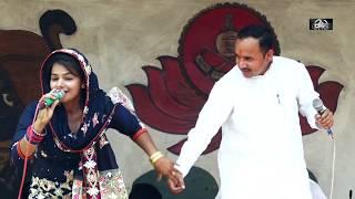 Haryanvi Ragni !! हवलदार की लुगाई के पराठे !!  नोक झोक Nardev Beniwal & Anu Sharma Live Ragni 2019