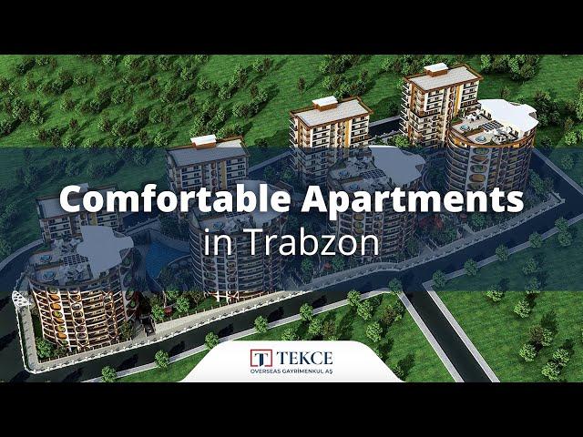 Квартиры с Видом на Море в Трабзоне по Доступным Ценам