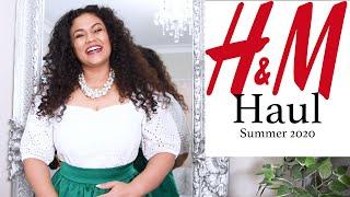 Petite & Curvy/ H&M Haul Summer 2020