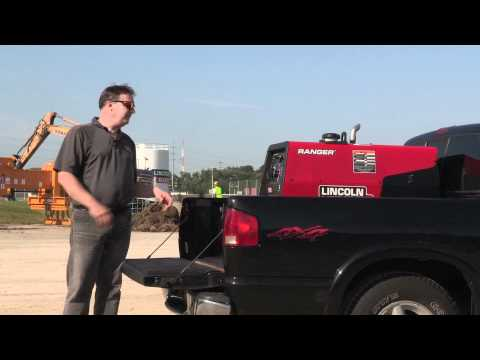 Lincoln Electric Ranger® Engine Driven Welders