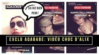 👻 EXCLU AQABABE : VIDÉO CHOC D'ALIX LA NOUVELLE PARTICIPANTE DE #LMVsMonde3