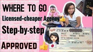 JAPAN VISA, APPLICATION, GUARANTOR, 10 REQUIREMENTS for FILIPINOS +TIPS