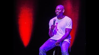 Dave Chappelle on comedy in the #MeToo moment:
