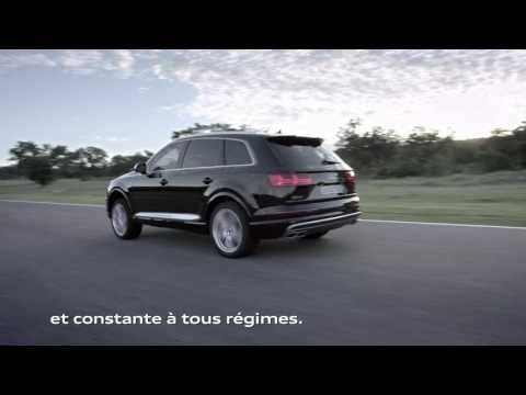 Audi  SQ7 TDI Паркетник класса J - рекламное видео 2