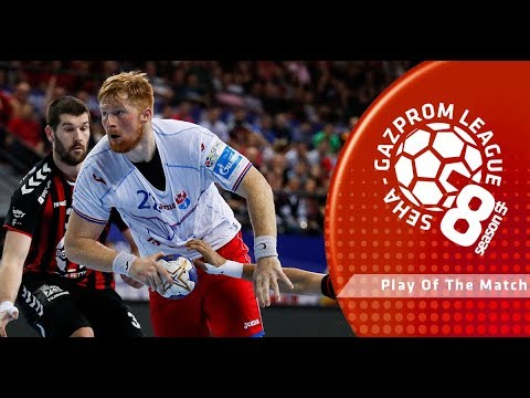 Play of the match: Viacheslau Shumak (Tatran Presov vs Meshkov Brest)