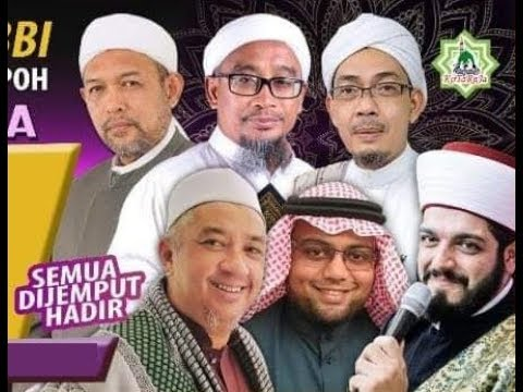 Kalam Murabbi - Syeikh Zaini Ahmad, Syeikh Omar Kalash, Ustaz Ahmad Rizam & Ustaz Zulkkifli Ismail