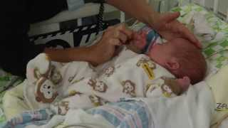 Touch: Tips to Comfort Your Baby