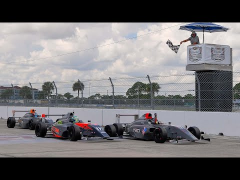 Yeany Wins by 0.042-seconds in Sebring Thriller