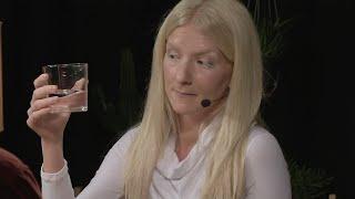 Jonna Lee of iamamiwhoami on SVT Studio PSL (eng) - interview - part 1