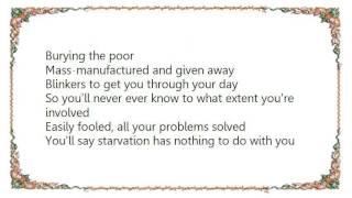 Chumbawamba - More Whitewashing Lyrics