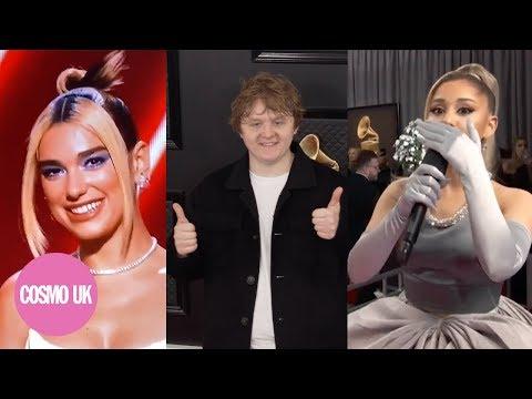 Grammys 2020 Most Awkward Moments | Cosmopolitan UK