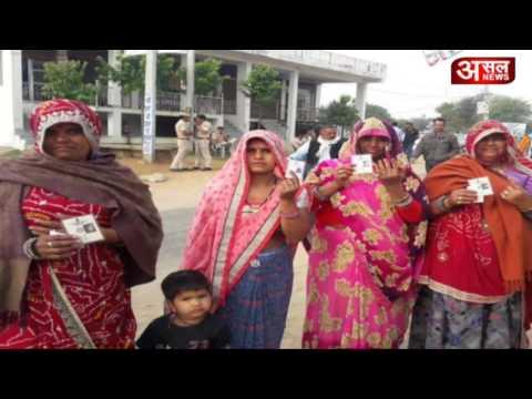 Jaipur  में शराबबंदी के लिए हुई Voting
