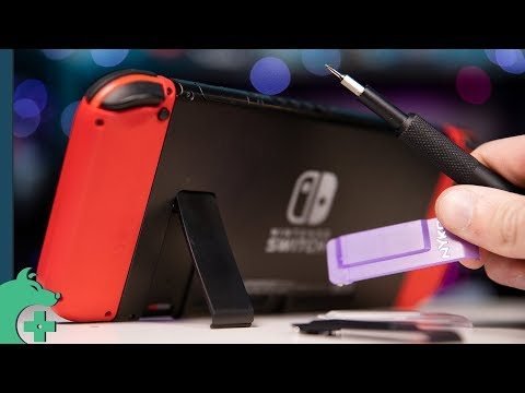 Fixing the terrible Kickstand on the Nintendo Switch