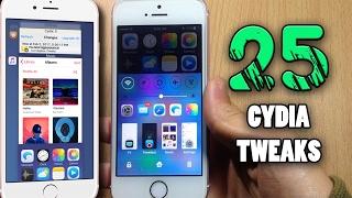 25 BEST iOS 10 - iOS 10.2 Cydia Tweaks!