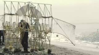 The Strandbeests Visit San Francisco