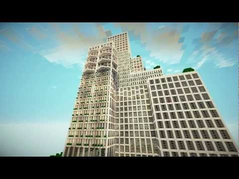 The Ceranese Hotel Minecrafts Largest Minecraft