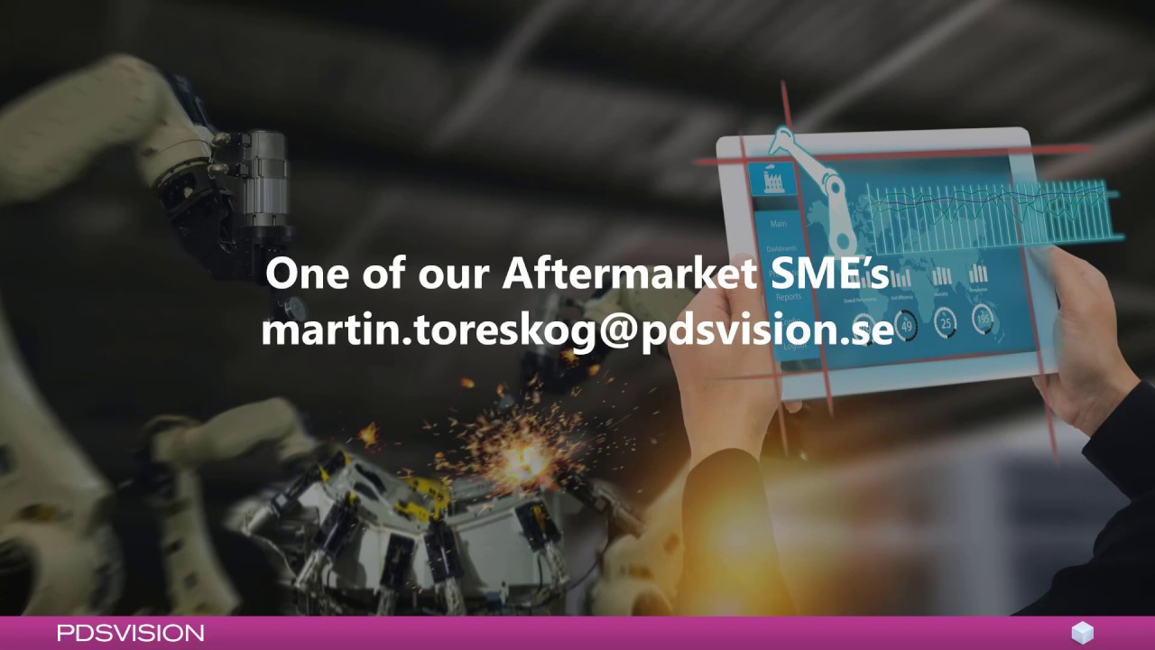 Aftermarket: Challenges, Solutions and Action! Video