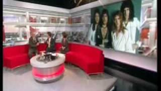 Roger Taylor BBC Breakfast 2009