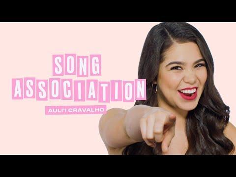 Rise Star Auli'i Cravalho Sings Through ELLE's Song Association Game   ELLE