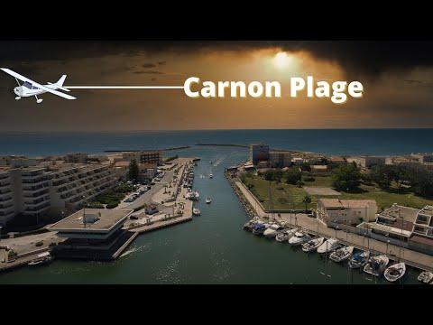Port de Mauguio Carnon drone