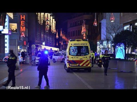 Τραυματίες μετά από επίθεση με μαχαίρι σε εμπορικό κέντρο στη Χάγη…