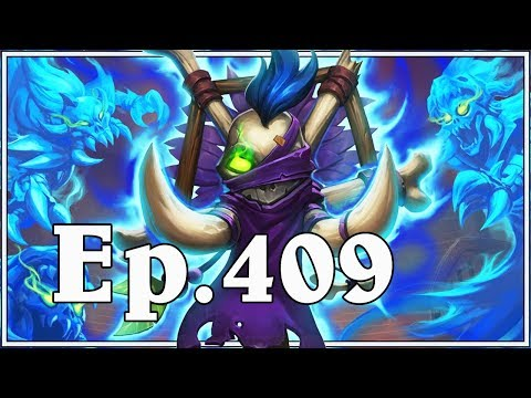 Funny And Lucky Moments - Hearthstone - Ep. 409