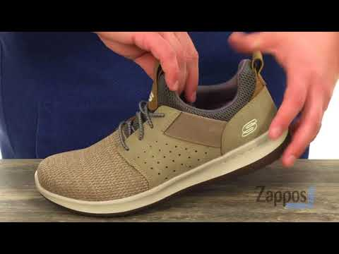 SKECHERS Classic Fit Delson Camben SKU: 9047656