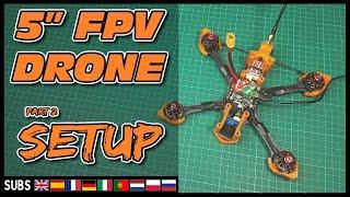 Come costruire un Drone FPV di fascia ALTA (D-Rock, ZeeZ, Runcam, EMAX) - Parte 2