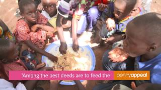 Feed Our World - Pennyappeal.org - Donate Now