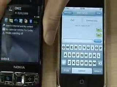 ShakeSMS Lets You Shake Your Nokia to Read Text Messages
